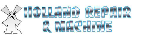 Holland Repair + Machine Dynamic Balance Welding and Machining